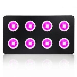 Image 4 - 600W/1200W/1800W/2400W LED לגדול אור ספקטרום מלא COB שבבים עבור מקורה צמחים רפואיים לגדול Ved ופריחה גידול אוהל מנורה