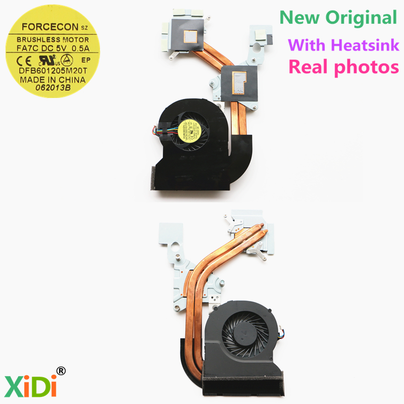 NEW Original XIDI CPU FAN FOR ACER ASPIRE 4750 4750G 4752 4752G 4743 4743G 4755G MS2347 CPU COOLING FAN With Heatsink original laptop cpu cooling fan repair replcement for acer aspire 4750 for discrete video card heatsink version 1
