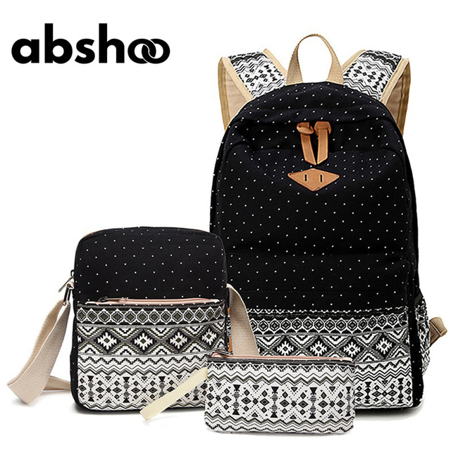 Aliexpress.com : Buy Backpacking Backpack Hot Printing Women ...