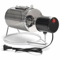Home Use Coffee Bean Roaster Machine Stainless Steel Coffee Beans Roasting Machine Peanuts Nuts 110V 220V