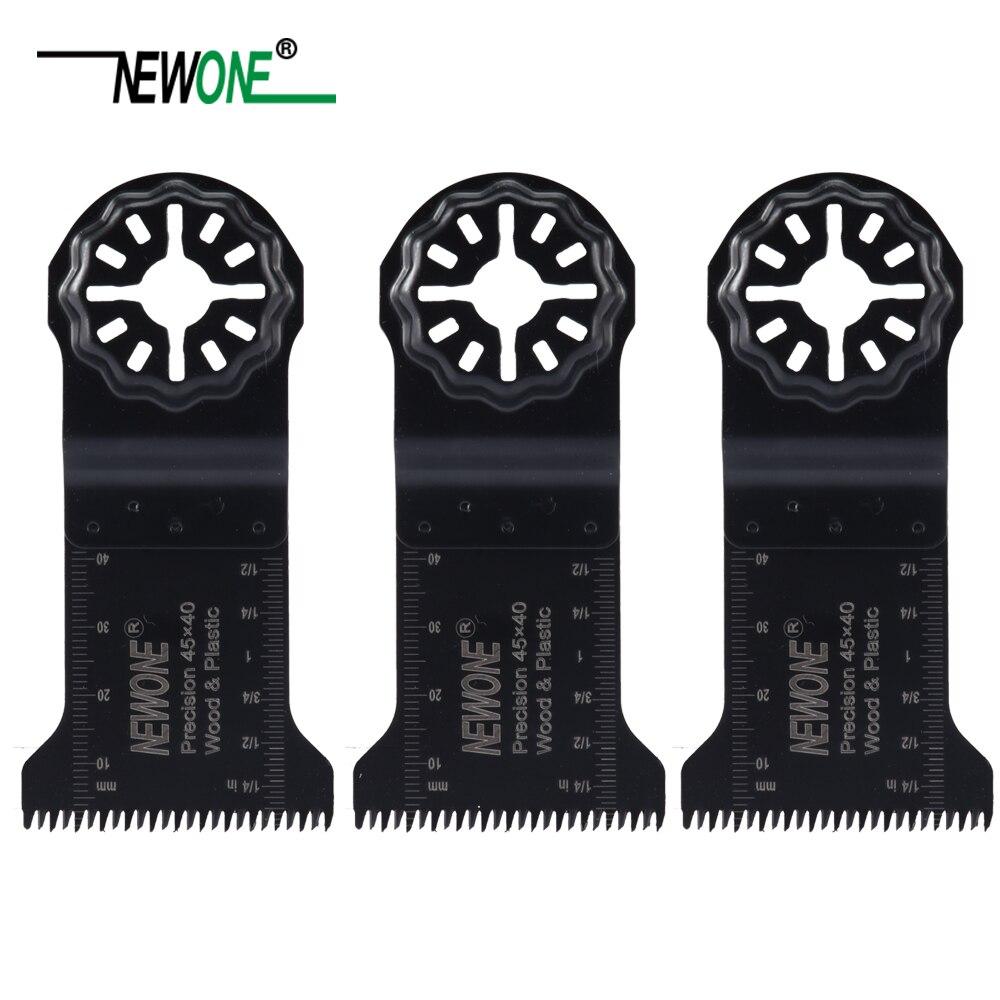 NEWONE Starlock 45*40mm Precision Japan Teech Saw Blades For Power Oscillating Tools Multi-tool For Wood/plastic Cutting
