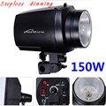 Nicefoto 150 W Mini estúdio Flash GY-150 temperatura de cor 5500 K Strobe Flash retrato equipamento fotográfico frete grátis