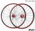 RT RC3 MTB горный велосипед 26 дюймов ультра светильник колеса 5 peilin герметичный подшипник колеса 27,5 дюймов обода