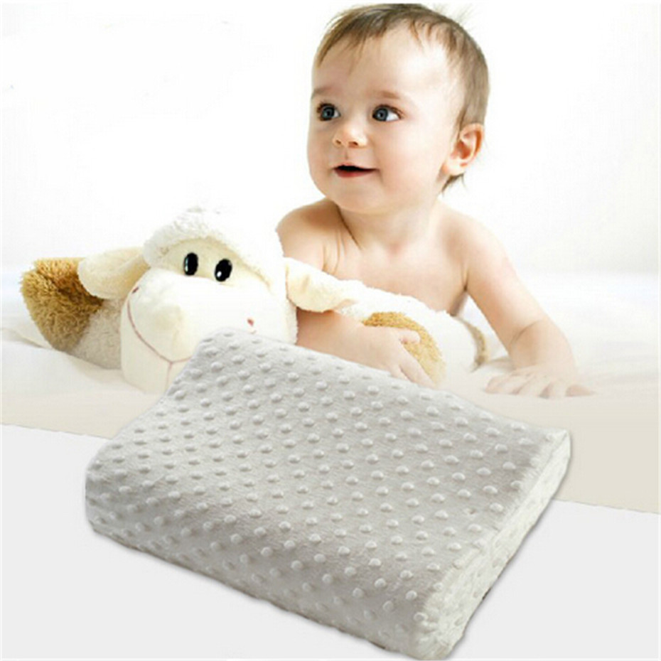 Memory Foam Space Pillow Slow Rebound Cervical Protect Pillow Child Healthcare Orthopedic Pillows