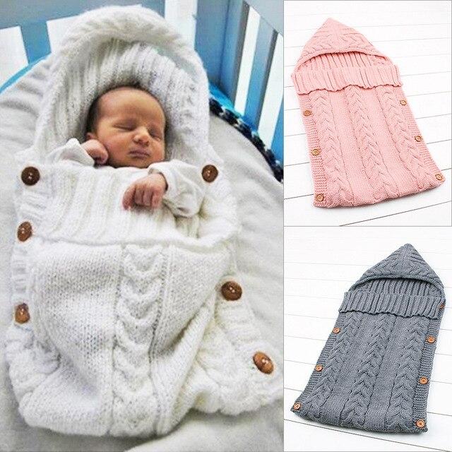 Bolsa de dormir para bebé recién nacido, bolsa de pañales, abrigo de ...