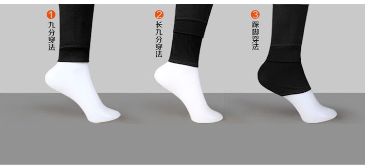 8 Colors S-XL Winter Plus Cashmere Leggings Woman Casual Warm Big Size Faux Velvet Knitted Thick Slim Super Elastic Leggings 9