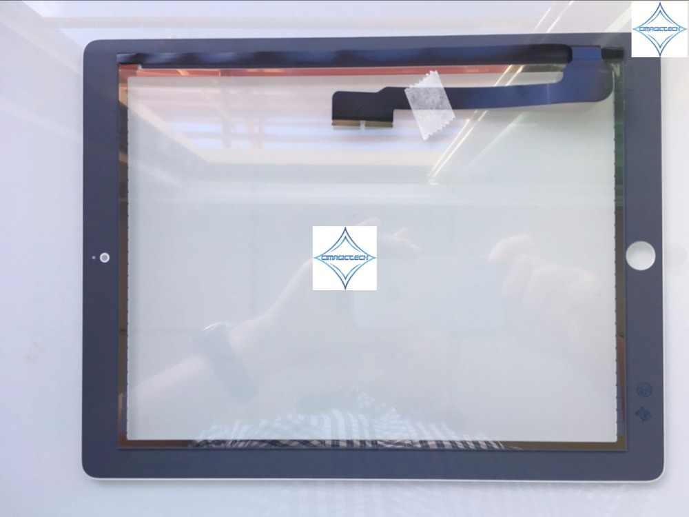 ใหม่9.7 ''นิ้วสำหรับIPAD 4 A1458 A1459 A1460สำหรับIPAD 3 A1416 A1430 A1403ไม่มีปุ่มบ้านหน้าจอสัมผัสแผงdigitizer