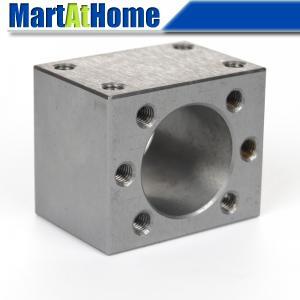 3pcs New CNC Ball screw Nut Bracket Holder Steel For SFU1604 SFU1605 SFU1610 #SM214 @SD 4pcs new for ball uff bes m18mg noc80b s04g