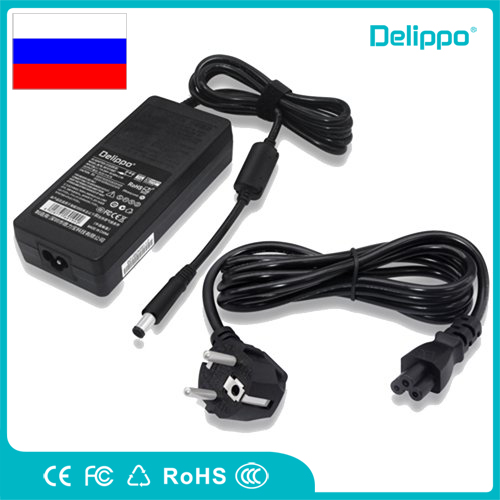 Delippo 19.5V 6.7A 130W AC Laptop Adapter Character For DELL XPS 14 L401X 15 L501X L502x 17 L701X L702X M170 M2010 Էլեկտրաէներգիայի մատակարարման համար