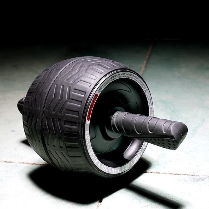 Rueda grande Unisex, equipo deportivo para el hogar, equipo de Fitness, dispositivo de ejercicio Abdominal, rueda Abdominal - 3