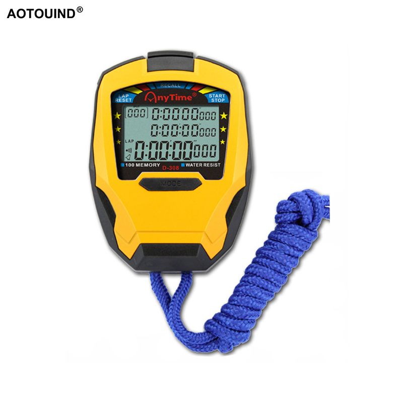 Low price for 3 row stopwatch and get free shipping - ef3969bb