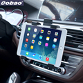 Universal 7 8 9 10 11 Tablet Car Air vent Mount Holder soporte sostenedor de la salida para ipad 2 3 air tablet pc soporte de la tableta