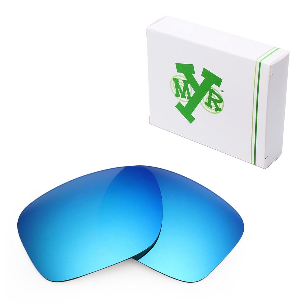 Mryok POLARIZADA Lentes de Reposição para LX Holbrook Oakley Óculos De Sol  De Gelo Azul 8b8ac4f75a