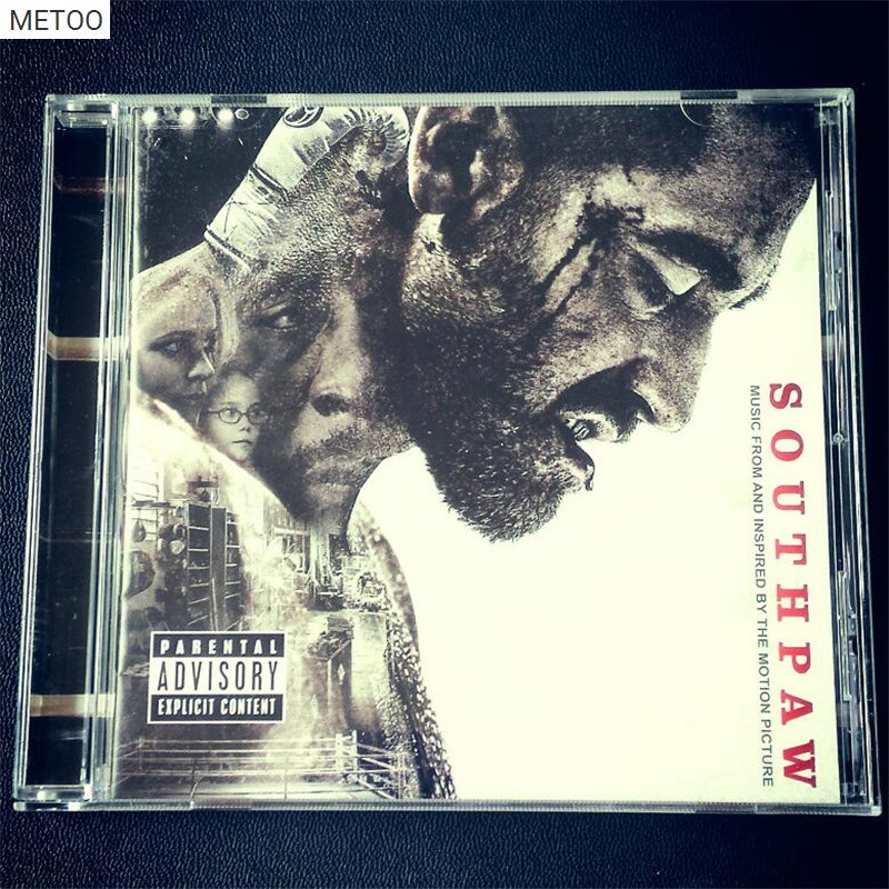 New Fashion Metoo - Southpaw Eminem Cd Box [free Shipping] New Durable Service