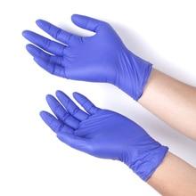 20 шт./лот, одноразовые перчатки, латексные перчатки для уборки еды, универсальные бытовые садовые перчатки для уборки дома, резиновые перчатки для уборки, S/M/L