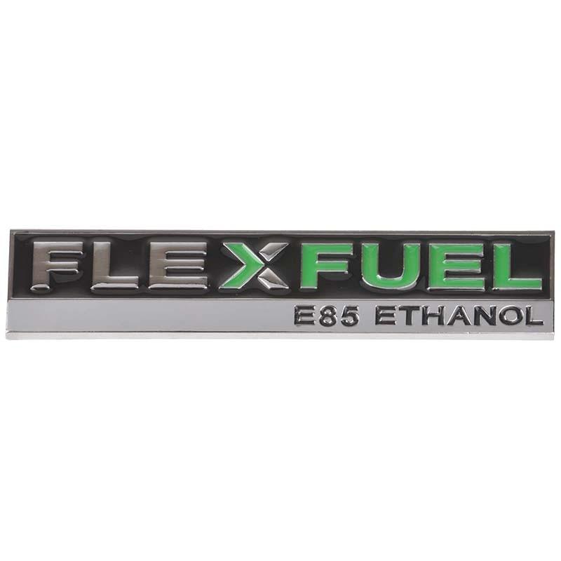 mayitr car styling metal flex fuel e85 ethanol logo badge sticker car emblem badge decal. Black Bedroom Furniture Sets. Home Design Ideas