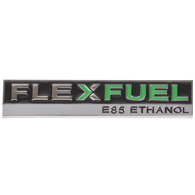 mayitr car styling metal flex fuel e85 ethanol logo badge sticker car emblem badge decal. Black Bedroom Furniture Sets. Home Design Ideas