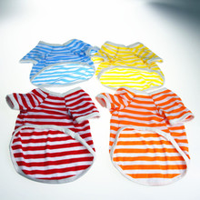 Striped Cheap Dog Clothes
