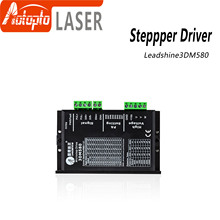 цена на Leadshine 3 Phase 3DM580 Stepper Motor Driver 18-50VDC 1.0-8.0A
