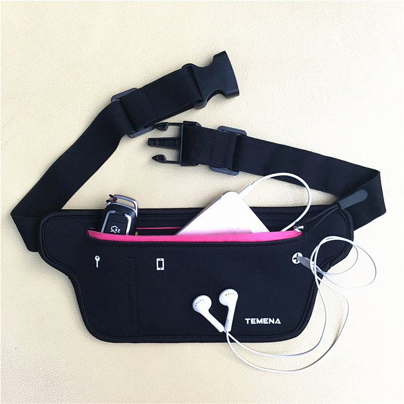 Fanny Pack Women Men Waist Bag Colorful Unisex Waist Bag Belt Bag Zipper Pouch Packs Waterproof Casual Waist Pack Waist Bag