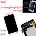 Высокое Качество Для Samsung Galaxy J3 Pro J3110 J3119 ЖК-Дисплей С Сенсорным Экраном Дигитайзер & Защитник Стекла