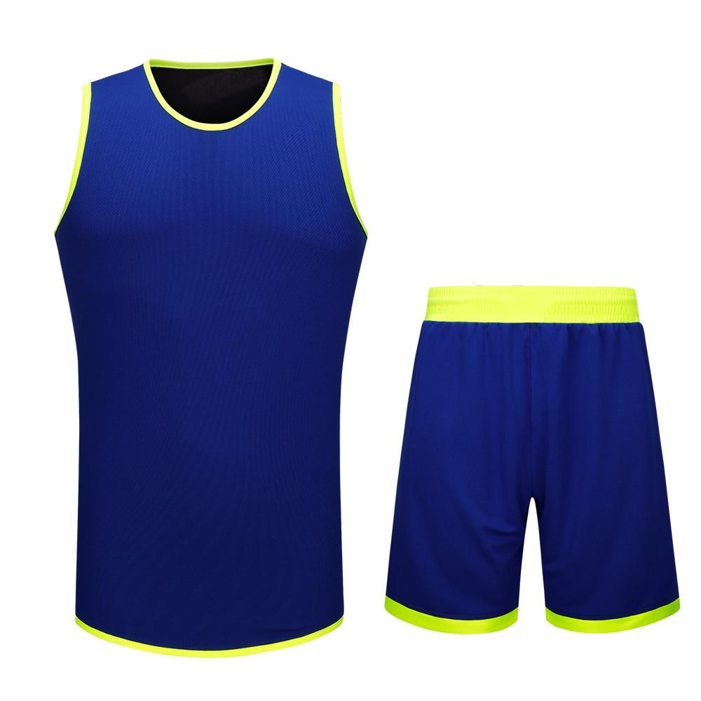 sanheng reversible basketball jersey set9
