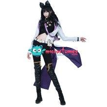 de Anime Cosplay disfraz