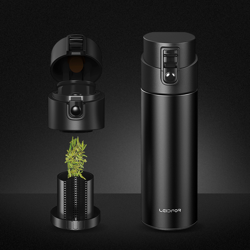 Thermos Termo Tea Coffee Vacuum Flask Thermo Mug Stainless Steel Car Sport Insulated Heat Thermal Water Bottle Tea Thermoses