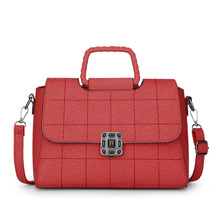 Famous Design Brand Vintage Women Handbag Fashion Zipper Hasp Crossbody Shoulder Bags Pu Leather Soft Clutch Black Soft Sac m775