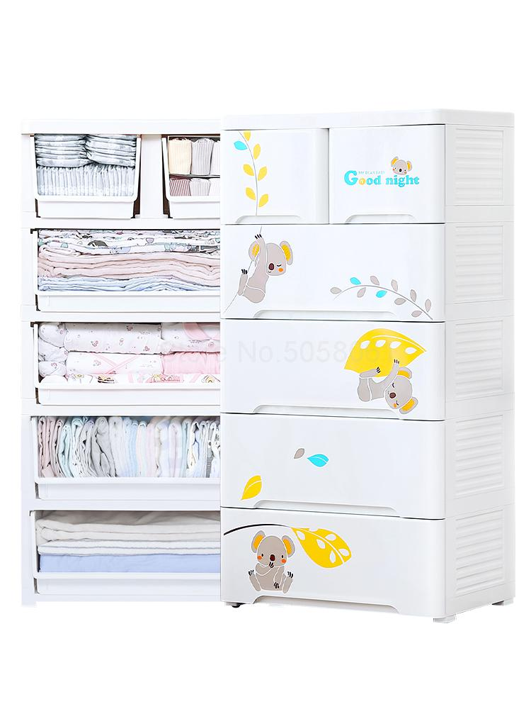 Baby Drawer Storage Cabinet Children S