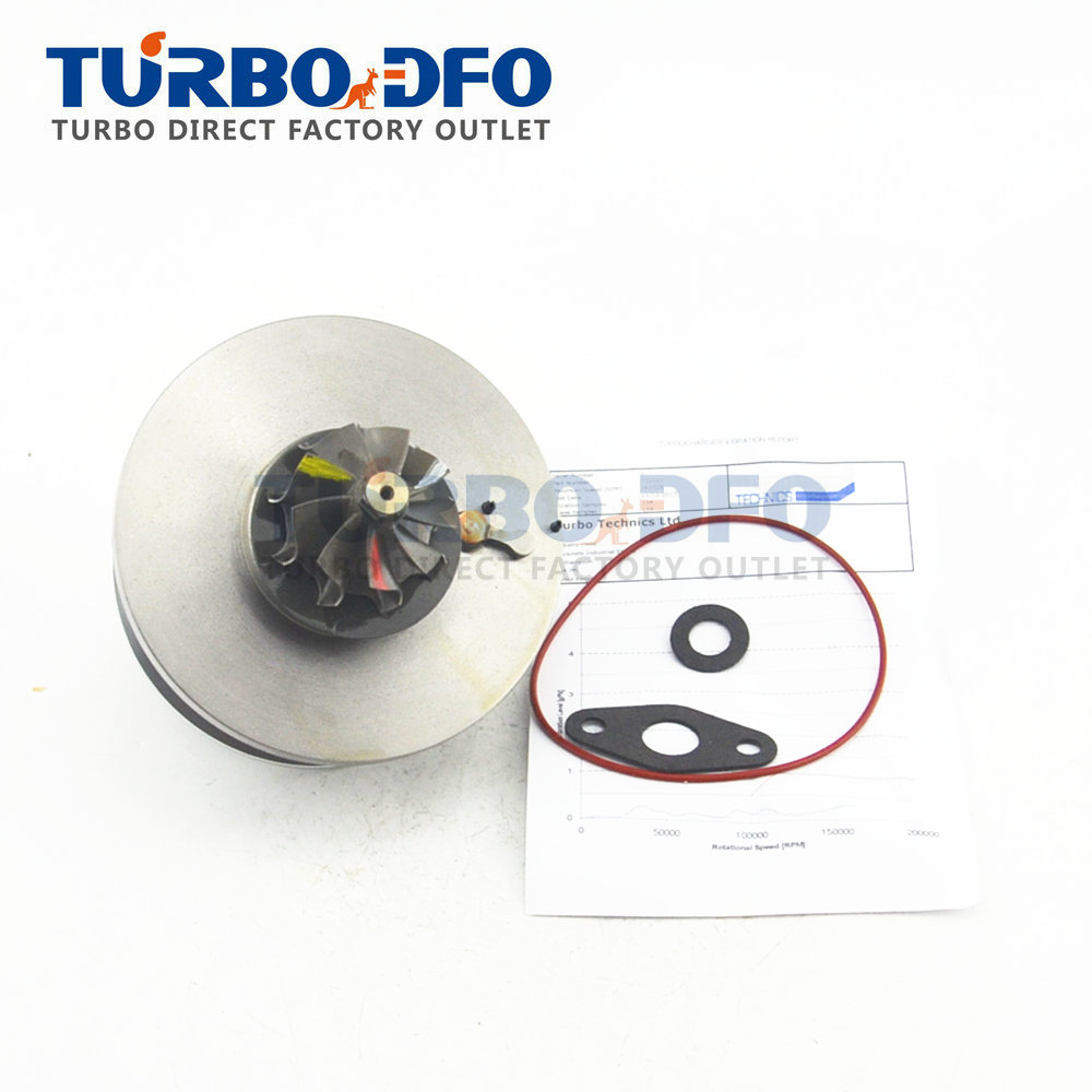Balanced turbocharger GT1749VB turbo cartridge core CHRA 721021 for VW Bora Golf IV 1.9 TDI ARL 110 KW 038253016G 03G253016R rebuild turbo kit garrett turbocharger cartridge gt1749vb 721021 721021 0002 721021 0001 for audi vw seat 1 9 tdi 110kw arl