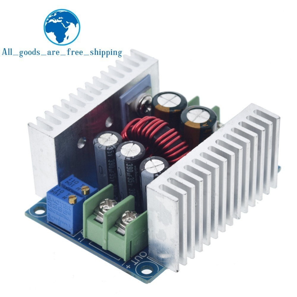 Buck Converter Electrolytic-Capacitor Voltage-Module Current-Led-Driver Step Power-Step-Down