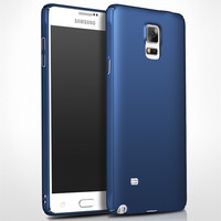 Per Samsung Galaxy Note 4 caso N9100 Ultra-sottile Dura del PC Del Telefono Custodie Per Samsung Galaxy Note 4 Indietro copertura Galaxy Nota 4 Note4