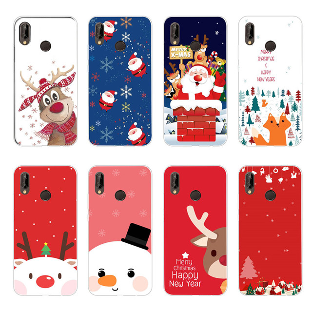 newest 7613f 7817e US $0.61 29% OFF|For Funda Huawei P20 Lite Case Silicon Cover Phone Case  For Coque Huawei P Smart Mate10 Lite P9 Lite Mini Case Cover Capas-in Phone  ...
