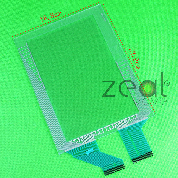 все цены на  Touch Screen Panel For Pro-face GP477R-EG41-24V GP477J-EG41-24V 60 Days Warranty  онлайн