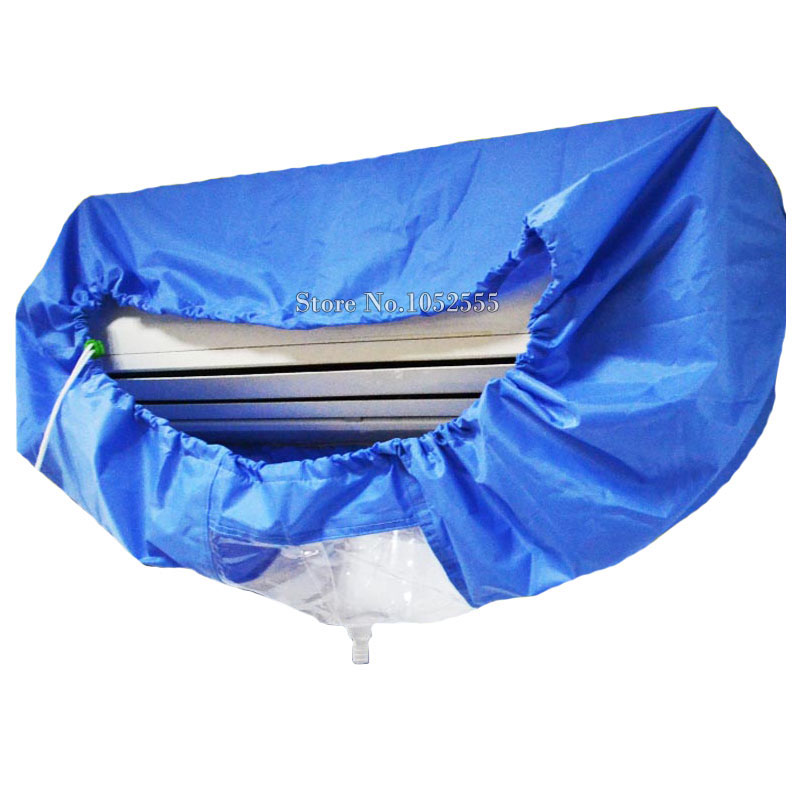 Hot air conditioning cleaning cover of water A/C dust cover size M for circumference of less than 2.4m waterproof cover KF59 a handful of dust 8