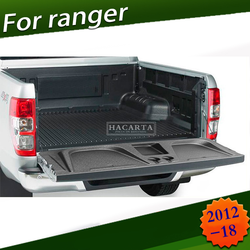 Fit For Ford Range T6 T7 Pickup Modified Tailgate Trunk Cushion Box Treasure Back Box Protection