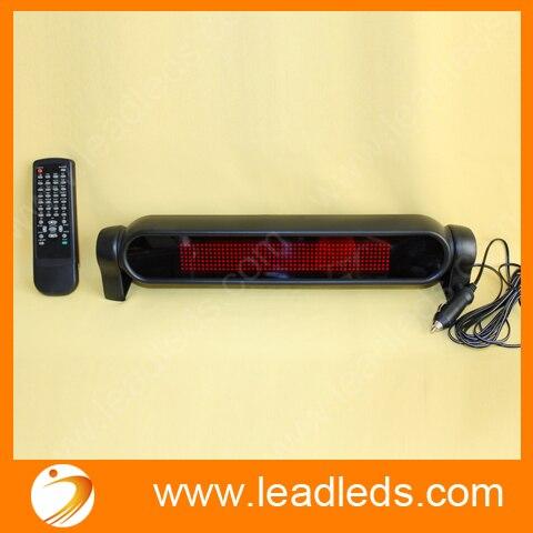 送料無料 12 ボルト Led ディスプレイデジタル移動広告看板プログラム編集メッセージ屋内スクリーンボード
