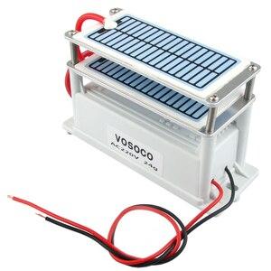 Image 5 - אוזון גנרטור 24 g/h נייד Ozonizer אוויר מים מטהר אוויר מנקה מעקר טיפול ארוך חיים פורמלדהיד הסרת 220V