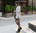 2016 New Arrived Women Sexy camouflage Leggings 3 Nice Color Women Printing Casual Pant