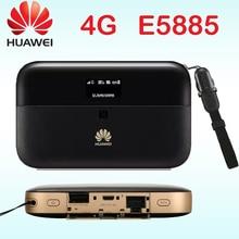 Открыл cat6 huawei E5885 300 Мбит/с 4G Wi-Fi роутера 4G Wi-Fi маршрутизатор Мобильный Wi-Fi PRO 2 wiith rj45 power bank E5885Ls-93a Cat6