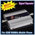 Display LCD!!! Mini GSM 900 Mhz Mobile Phone Signal Booster, GSM Repetidor de Sinal, Telefone celular Amplificador de Sinal + Adaptador de Energia