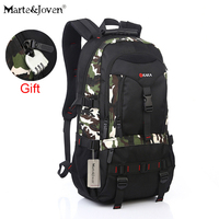 Marte Joven 2017 New Design Best Trekking Travel Backpack For Men 35L Large Capacity Waterproof