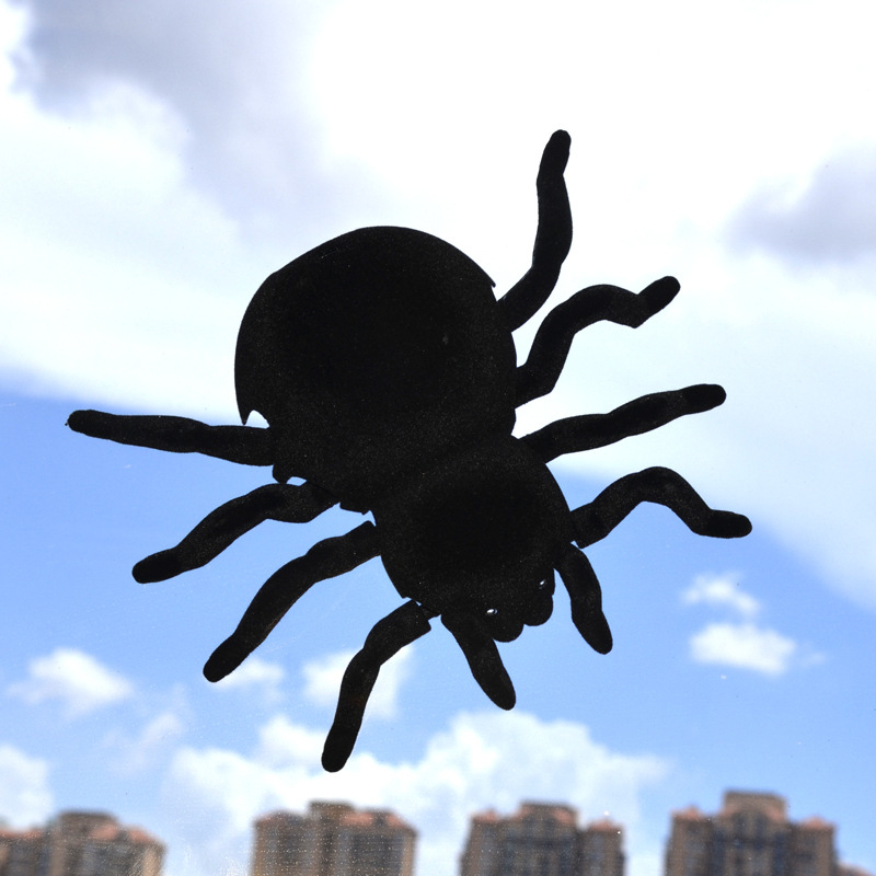 Double Mode Spider insect FY-878 RC Spider Climbing Wall Toy USB Rechargeable Spider Climber Mini Infrared RC Climbing prank toy