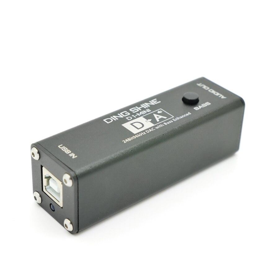 Effizient D1 Mini Vi1620a Hifi Usb Dac Audio Kopfhörer Verstärker Decoder Pc Externe Soundkarte 24bit 96 Khz Bass Erweiterte Husten Heilen Und Auswurf Erleichtern Und Heiserkeit Lindern Tragbares Audio & Video