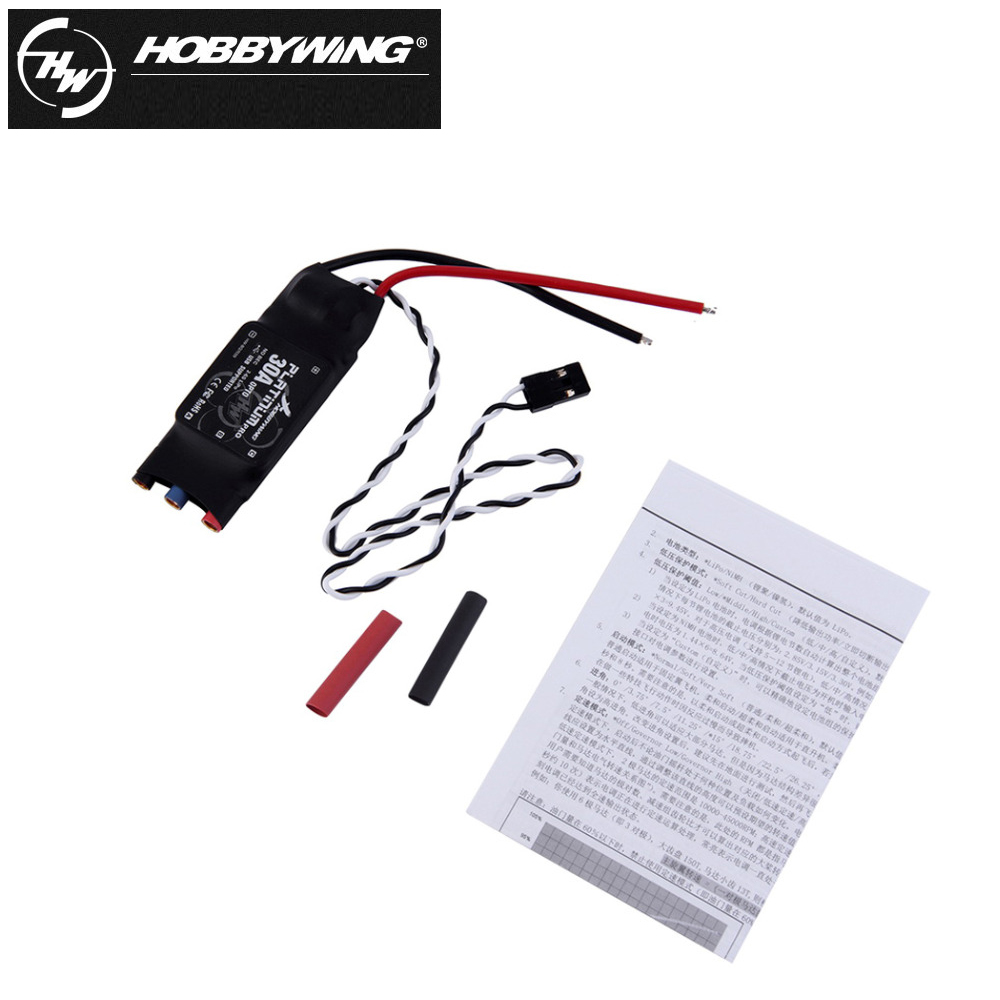 1pcs HOBBYWING Platinum 30A Pro 2-6S Electric Speed Controller (ESC) OPTO - Specially for Multi-rotor  free shipping 2pcs lot hobbywing platinum 30a pro 2 6s electric speed controller esc opto specially for multi rotor