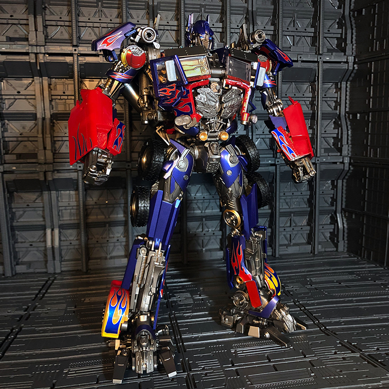 LS03-F OP Commander Transformation LS03 LS03F Movie MPM04 MPM-04 Oversize Alloy Muscle Diecast MPP10 MPP-10 Figure Robot Toys