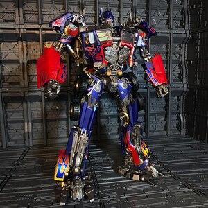 Image 2 - Трансформация LS03F, фигурка робота игрушка из сплава, для игр в Diecast, M04, в стиле «оверсайз», из сплава, для игр в режиме «Diecast», модель MPP10, для игр в стиле «роботы», в стиле «я», для детей»