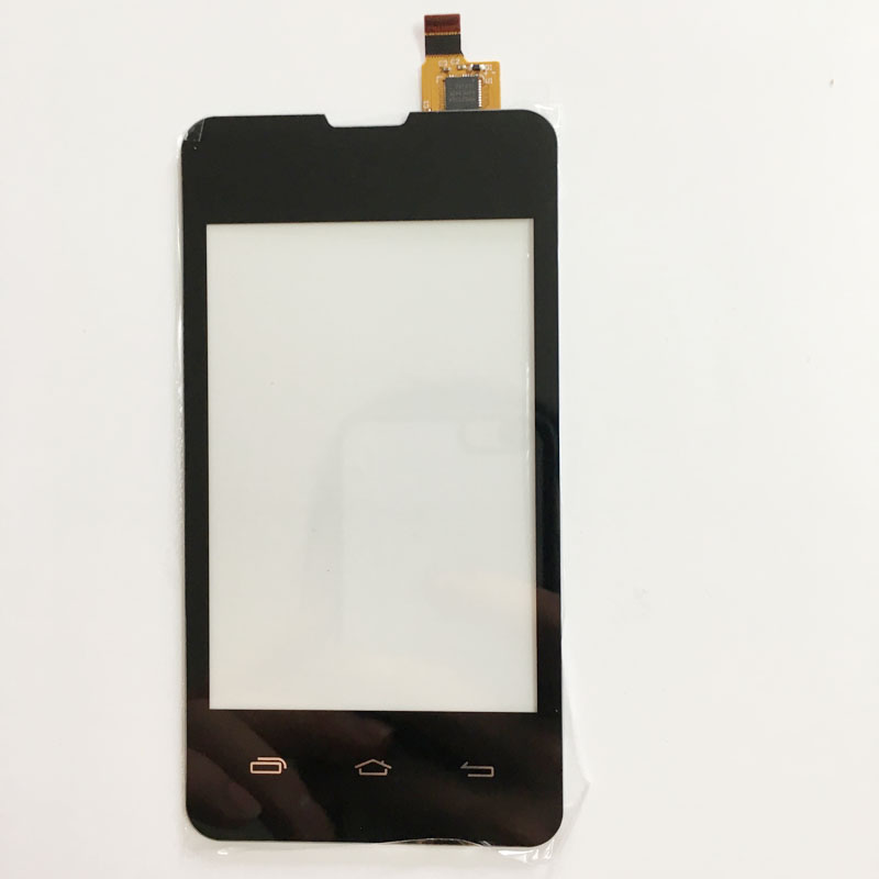 Black Color Touch Screen For Prestigio MultiPhone PAP3350 PAP 3350 Duo Touch Panel With Digitizer Glass Sensor Replacement+Tools