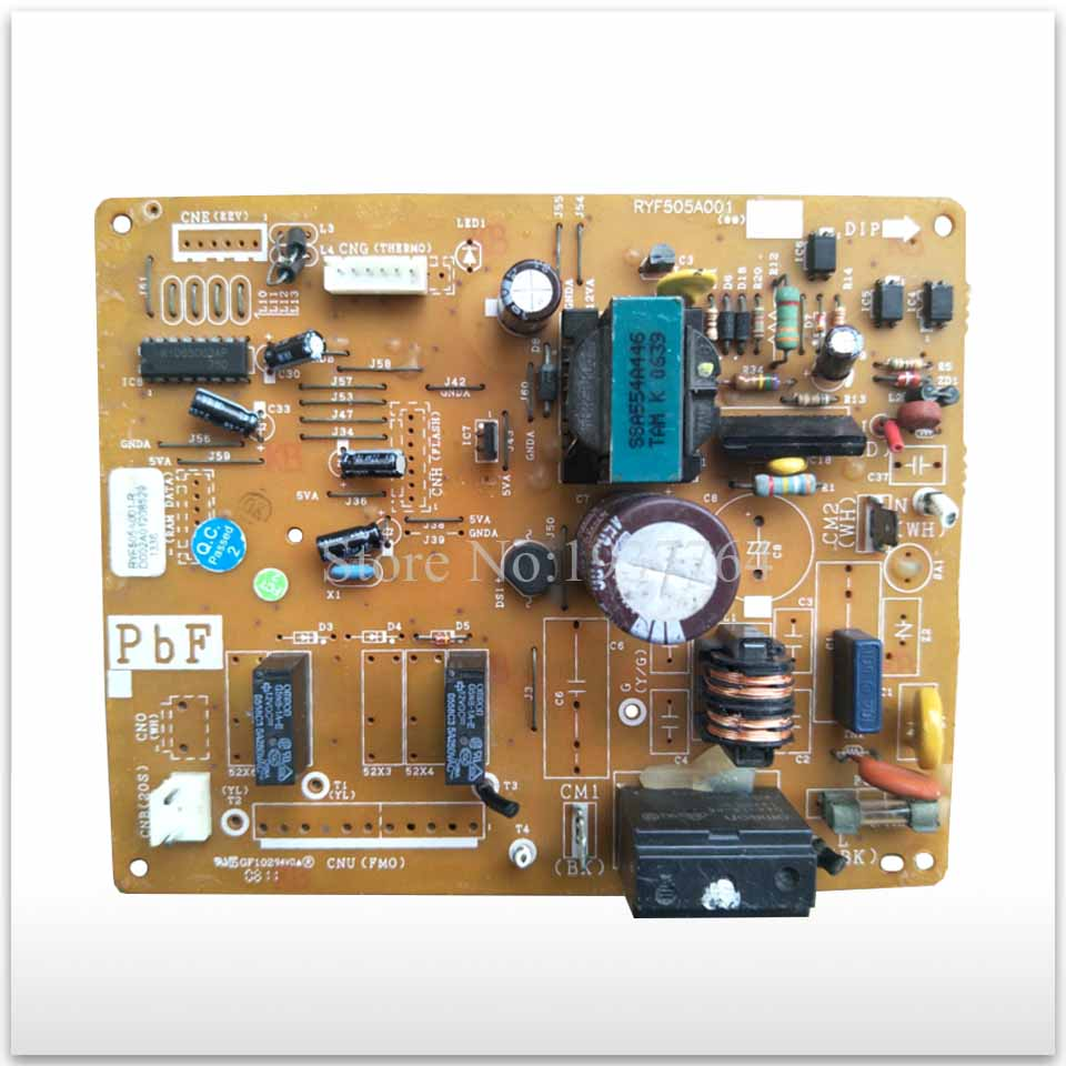 95% new for Mitsubishi Air conditioning computer board circuit board RYF505A001 board good working 95% new good working for mitsubishi air conditioning computer board pja505a082 a control board 90% new